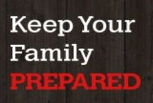 Prepare/Camping / Things to use for homesteading and preparing for if the SHTF.  / by Jose Fuentes