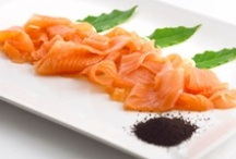 Salmon Snapshots / Tempting snapshots of our delicious smoked salmon.