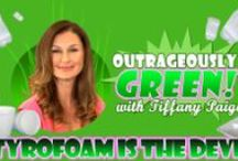 """My Videos / Green With Tiffany bringing awareness and truth to the '""""green"""" movement by sharing ideas of sustainability, wellness, environmental impacts and living as ONE with our planet."""