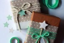 Regalos. Envolver. Gift Wrapping. Emballage cadeau / Regalos. Envolver. Gift Wrapping. Emballage cadeau / by principito toulouse