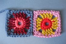 Crochet, knitting & stuff