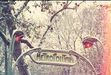 Paris.....one day / by Manori Morris