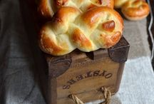 MAGIC BREAD! / Sorry... some hakers did hugly spam here... pinterest's manager are working to delete their pins with me.... Anyway... Here, yummy Pinners, Most web wanted recipes!