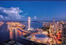 Meet Miami / The best imagens from Miami, Miami Beach, Miami Bay..