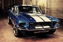GT 500 Mustang