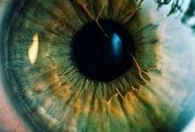 Windows to the soul / Beautiful eyes