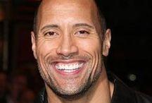 """Dwayne Johnson """"The Rock"""""""