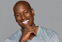 "Tyrese Gibson ""the Big Mouth"""