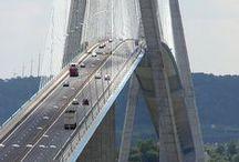 pontes / pontes de todos os lugares / by Jussára Oliveira