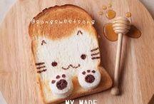 Cute Food / Cute food!