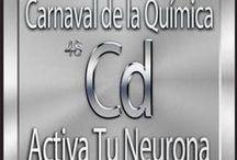 XLVIII Carnaval de Química: Edición Cadmio / Activa Tu Neurona alberga la edición número 48 del Carnaval de Química durante Junio de 2015.
