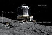 Philae vuelve a la vida / Sorpresa en la Misión Rosetta. Philae, el módulo que aterrizó en el cometa 67P / Churyumov-Gerasimenko ha vuelto a transmitir datos.