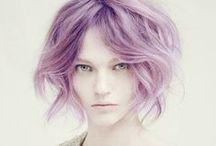 { colorful hair }