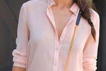 The Feminine Pink / The soft, pastel pink romantics!!