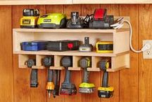 Værktøj, Redskabes holder