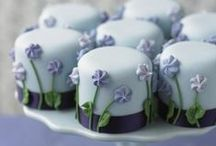 Individual Cakes & Desserts / For weddings and showers