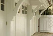 Garage ~ Window Espalier ★*¨*•.¸¸.. ★