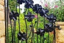 Garden Gates •✿´¯`✿•.¸,,