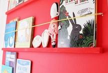 ... ideeën voor een baby of peuter kamer. Ook dingen om zelf te maken