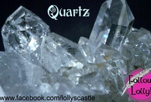 Crystal & Stone Lore / Folklore, magical properties and general knowledge about stones and crystals.