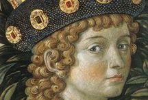 clasicos Renacimiento y Medieval / by Jesusa Quiros