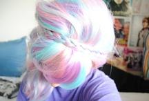 Coloured Hair, Don't Care / by Danielle Kiers