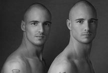 Homens - Gêmeos & irmãos / A beleza dos gêmeos e de irmãos / by Chilliwiki