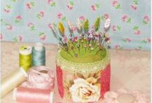 ALFILETEROS/ PINCUSHIONS