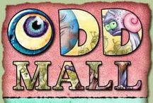 Oddmall PNW / Official Board for Oddmall Emporium of the Weird PNW!  Here you will find a selection of items & wares from our vendors, past, present and future.  Shop Small Business! You can follow us on Facebook at: https://www.facebook.com/OddmallSeattle