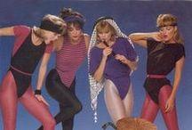 Spirit of the Eigthies / Gli anni '80. Tutte le sfumature della pop culture!