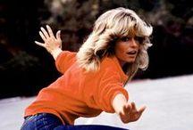 Spirit of the Seventies / Gli anni '70. L'eleganza porta i capelli lunghi!
