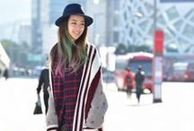 Korean Fashion and Street Style / Cute Korean fashion and makeup looks. Get your daily dose of outfit inspiration straight from the streets of Korea and our favorite K-Pop artists and Korean celebrities!