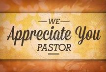 Pastor Appreciation Month Activities & Gift Ideas / October is Pastor's Appreciation month! In what ways can you appreciate your pastor? Here are some creative ideas!