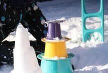 Παιχνίδια στο χιόνι