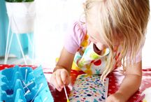 TODDLER | activities / Fun simple craft and sensory activities for toddlers and preschoolers.