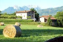 Castiglione & dintorni / Angoli caratteristici vicini a Castiglione di Garfagnana