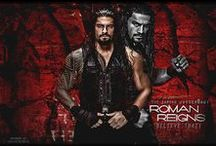 Roman Reigns / by Karen Thomas