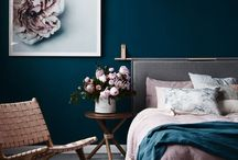 BEDROOM ideas / Ideas for creating a cool master bedroom in the home - scandi, boho and modern vintage room inspo