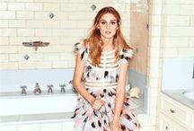 Olivia P / Fashion inspiration from fashion icon Olivia Palermo's outfits