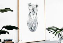Wall art / Inspiration to decorate your wall