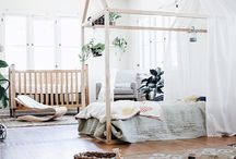 CHILDREN'S BEDROOM IDEAS / Ideas and inspiration for children's bedroom designs. Includes decor, DIY and organisation for toddlers, preschoolers, boys and girls.