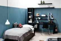 TEENS | cool bedroom ideas / Teen boys and girls bedroom ideas for teenagers.