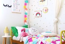 TODDLER GIRL | Bedroom / Cutest toddler girl bedroom ideas, children's rooms, toddler bedroom, decor, nursery ideas, play spaces for kids, playroom DIY Inspo and whimsical spaces for little ones