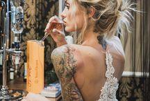 Shooting Julie Vino 2018 / Trunk Show Roma di Julie Vino presso  l' Atelier di The Woman in White