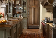 Kitchens / by KC Fender