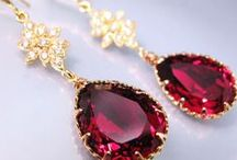 JEWELED /    Bright color / by Joann McRoy