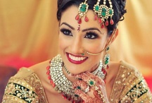 INDIAN CLOTHING/JEWELRY/COUTURE / THE BRIGHT COLORS,+ THE COUTURE IS WONDERFUL. / by Joann McRoy