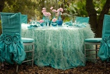 AQUA/TEAL/ TURQUOISE / Awsome, to brighten your day. / by Joann McRoy