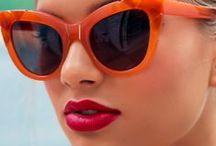 *Sunnies & Hunnies* / ~fashionable eyewear.  / by Mei'bella Mu'