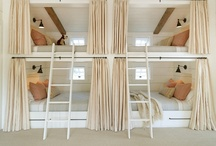 ::: BUNK Buddies ::: / Bunk Beds~Children's Rooms~Daybeds  / by Mei'bella Mu'